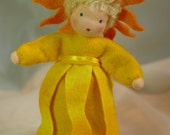 Sun - Flower Child - Waldorf Inspired - Nature Table