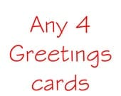 Mix and Match greetings cards