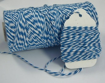 Bakers Twine - The Twinery - 100% Cotton - One Color - Your Choice of Amount
