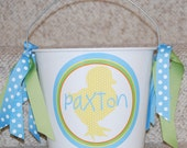 Easter Basket - 5 Quart Personalized