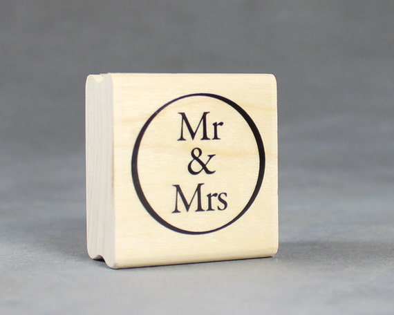 Mr and Mrs Stamp