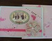 Dog Card and Envelope