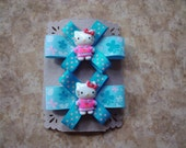 hello kitty on butterfly ribbon...