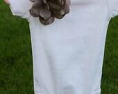 Grey hydrangea snap