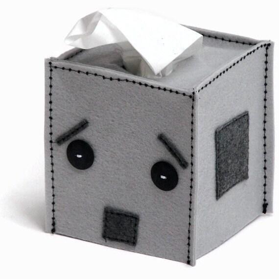 Robot Tissue Box Cover