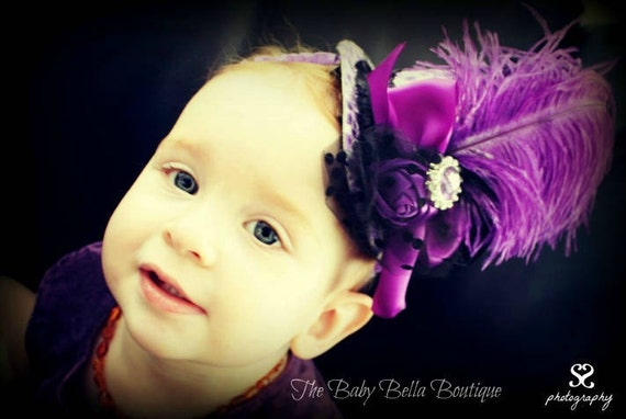 Purple -lavander Leopard Mini Top Hat ,Fascinator,Photo Prop for Women-Baby-Little girls hat.