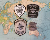 Set of 15 Vintage Patches