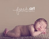 Lacy Wrap for Infant Photography: Cream