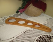 Hardwood Cherry Wooden Utensil to Measure Spaghetti Large