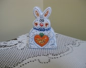 Hoppy Easter Bunny Love Chunk