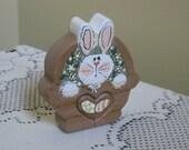 Bunny Basket Love Chunk