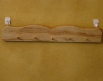 Ash Hardwood Wooden Utensil Holder