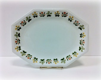 Johnson Bros Posy Serving Platter