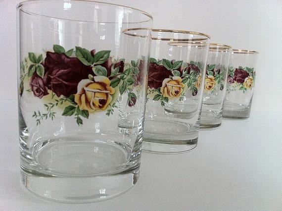 Royal Albert Old Country Roses Glassware