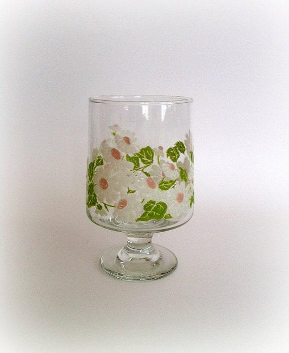 Daisy Apothecary Jar