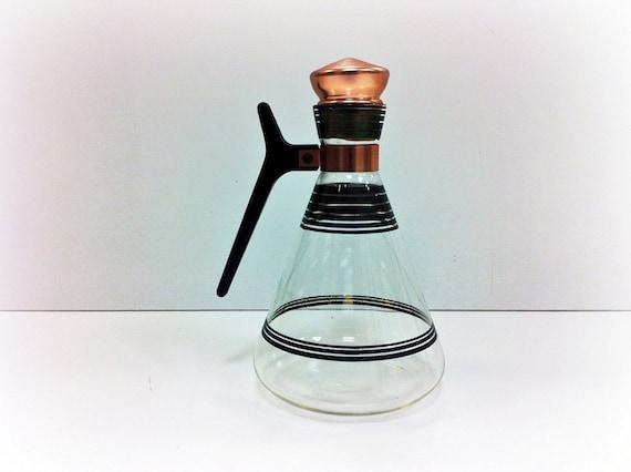 Pyrex Coffee Carafe Mid Century Modern