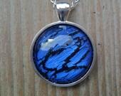 Blue Shatter Pendant