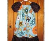 Enchanted Garden Peasant Dress Sz 5