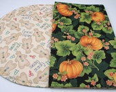Thanksgiving Table Runner Christmas Table Runner Reversible Table Runner Quilted Table Runner Thanksgiving Table Decoration Holiday