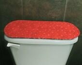 Red Bathroom Accessories / Green Bathroom Accessories, Valentine's Day / St. Patrick's Day, Red Hearts / Shamrocks.