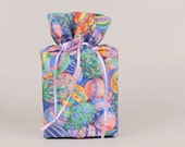 Easter Tissue Box Cover/Kleenex Box Holder, Easter Eggs Bathroom Accessories, Pastel Colors Home Decoration