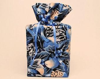 Blue Kleenex Box Cover Tissue Box Holder Blue Tissue Box Cover Kleenex Box Holder Blue Bathroom Accessories Blue Bathroom Decoration