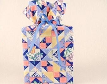 Tissue Box Holder, Blue/Pink Bathroom Accessories, Kids Bathroom Decoration.