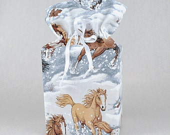 Horses Tissue Box Cover Horses Kleenex Box Holder Tissue Box Holder Kleenex Box Cover Horses Bathroom Accessories Horses Bathroom Decoration