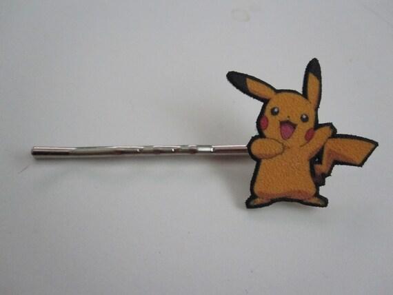 Pikachu Hair Pin