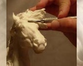 The Art of Prepping - Instructional DVD - Learn to Prep Model Horses