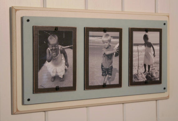 Items Similar To Distressed Wood Picture Frame On Etsy