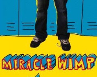 Miracle Wimp personally inscribed paperback