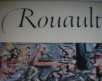 Rouault - 16 Beautiful Full Color Prints, An Abrams Art Book (Paperback)