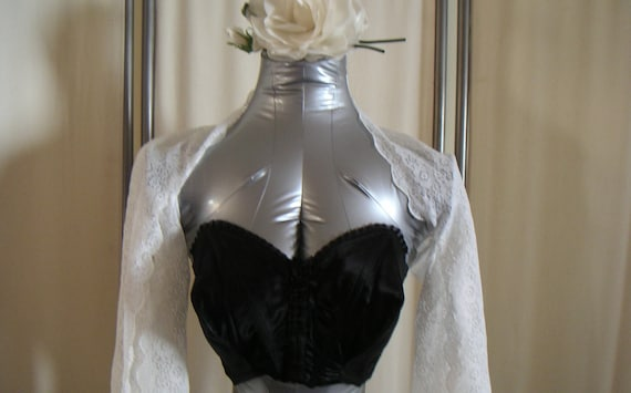 Vintage Bullet Bra - Bustier,Sexy Lingerie,Mad Man,Maddona,1960s