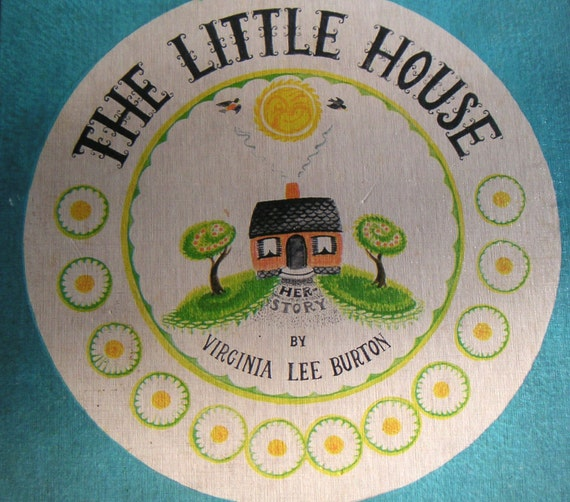 RESERVED for Jane Vintage Childrens Book - The Little House by Virginia Lee Burton (1942)