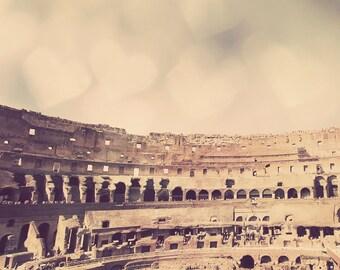 Colosseum Of Rome, Roman Colosseum, Rome Photo, Rome Photography, Rome Print, Rome Wall Art, Rome Colosseum, Colosseum Rome, Colosseum Print