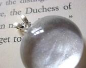 Silver Shade - Silver Pendant