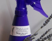 Lavender Aromatherapy Dog Spray - Conditions, Deodorizes and Calms