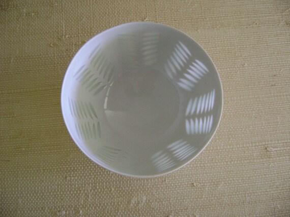 Arabia of Finland Porcelain  Rice Bowl, Vintage
