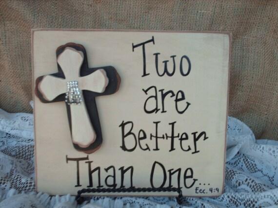 scripture  Decor Sign Rustic Wedding and rustic signs Scripture