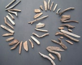 DRIFTWOOD SMALL Arts and crafts supply LOT
