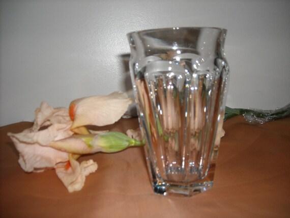 Baccarat Vase - Nelly pattern