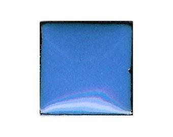 1620 Daphne (Blue) Opaque Lead-free Powdered Glass Enamel 1oz.