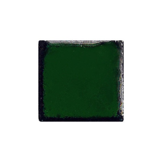 1360 Jungle (Green) Opaque Lead-free Powdered Glass Enamel 1oz.
