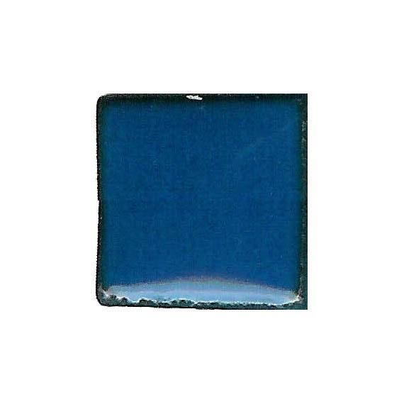 1465 Peacock (Blue-Green) Opaque Lead-free Powdered Glass Enamel 1oz.