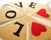 Wedding Photography Prop, Rustic Love Banner, family or engagement photo prop