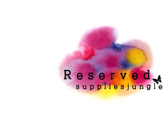Reserved Listing For 0525-das