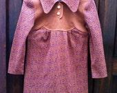 SALE Vintage Brady Bunch's Finest Dress