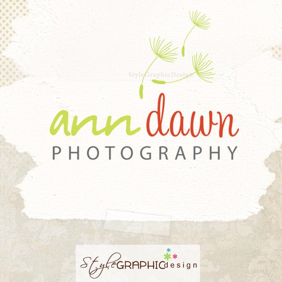 Permade logo design ooak business logo photography logo and watermark