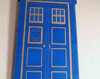 Doctor Who Call Box / Tardis